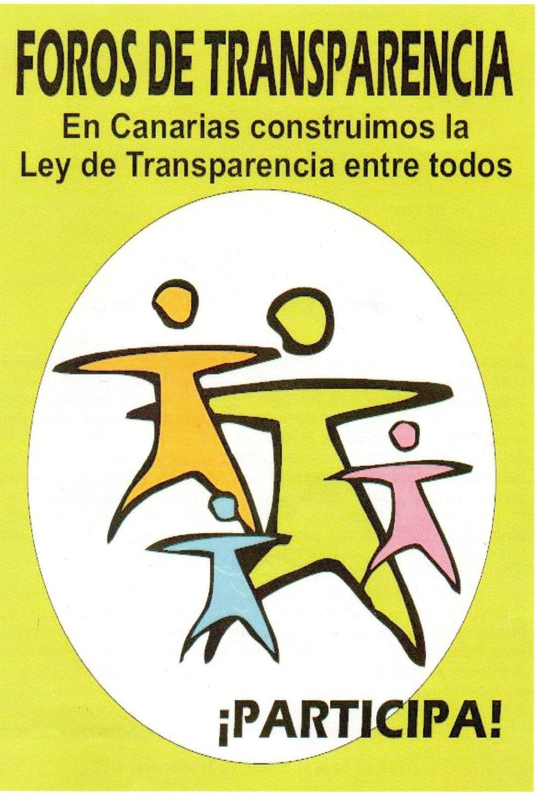 """Bienvenida """"Ley de Transparencia""""…"""