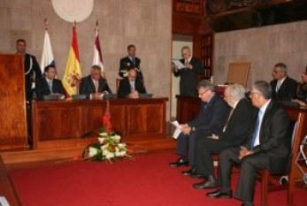 Reconocimiento a Blas Batista, Eduardo Estévez y Eladio Medina
