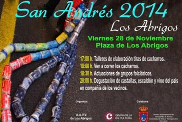 San Andrés 2014 en Los Abrigos
