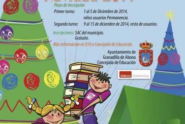 Campamento lúdico-educativo de Navidad
