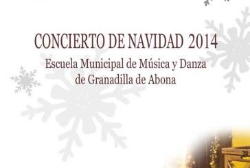 El 'Concierto de Navidad' de la Escuela de Música y Danza municipal
