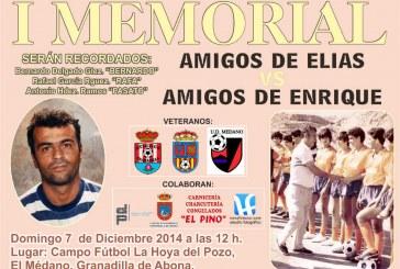 I Memorial amigos de Elías y de Enrique