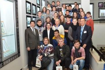 Jóvenes granadiller@s realizan un intercambio cultural en Turquía