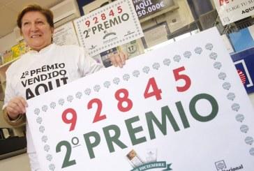 El Grupo González Canarias vuelve a repartir parte del 2º premio de la Lotería de Navidad