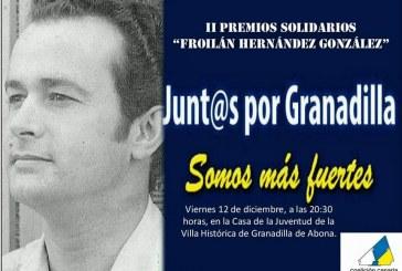 Premios Solidarios 'Froilán Hernández González'