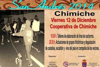 San Andrés 2014 en Chimiche