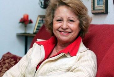 Balbina Rivero presentó su último libro 'Poemas al viento'
