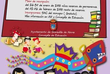 Campamento Lúdico – Educativo de Carnaval