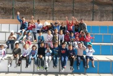 300 niñ@s participaron en el Campamento Lúdico – Educativo de Navidad