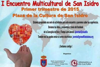 Sobre el '1er. Encuentro Multicultural de San Isidro'