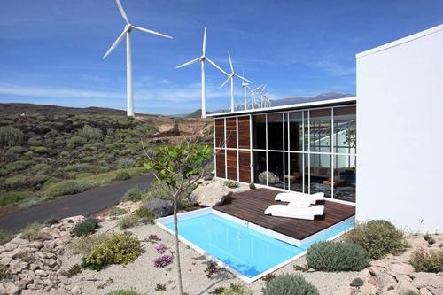 El iter un ejemplo a seguir la rendija for Construccion de casas bioclimaticas