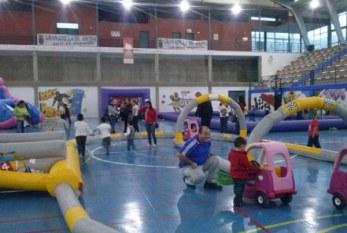 Unos 1.500 menores disfrutaron del Parque Infantil de Navidad
