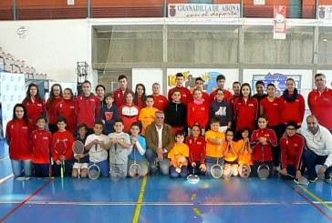 Presentación de la 'Escuela de Bádminton' y el 'Club Bádminton Granadilla' 2015