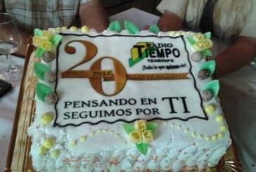 1994-2014: 20 años de emisión de 'Radio Tiempo Tenerife' (I)