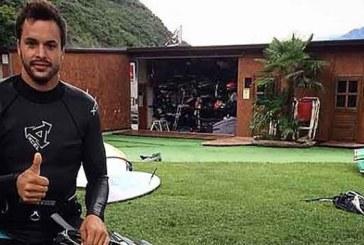 Encontrado muerto en su apartamento de El Médano el campeón de Italia de windsurf