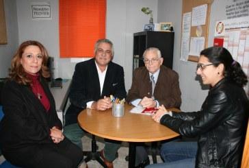 Apoyo a la Casa de Acogida para Inmigrantes 'San Antonio de Padua'