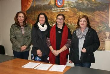 Convenio entre el Ayuntamiento y las Asociaciones AFITEN y ÁMATE