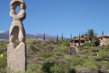 El 'Parque de Esculturas de Los Cardones' nos invita en su apertura al público