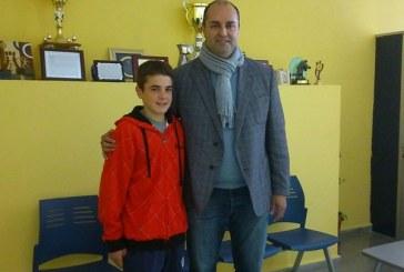 Felicitaciones a Pedro Miguel González, campeón de Canarias de Motocross