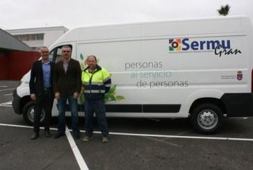 Modernización del servicio de mantenimiento de vías y espacios públicos de SERMUGRAN