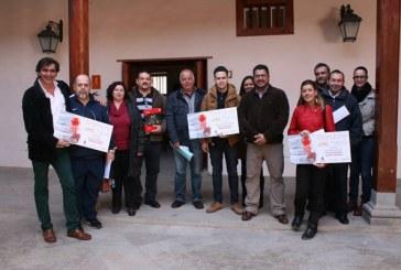 Entrega de los premios de la 8ª edición 'Mándate una Tapa'