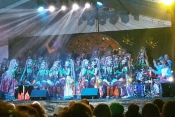 Presentación de 'Las Noveleras' para el Carnaval 2015