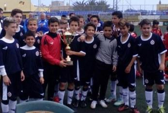 El 'juego limpio' y la 'convivencia', protagonistas del 1er. Torneo de Fútbol 7 Alevín Esmugran
