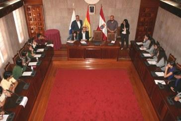 El 'Pleno Juvenil 2015'