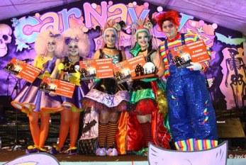 El Carnaval 2015, en plena acción