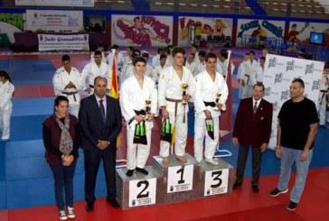 El judo infantil y cadete granadillero hizo pleno en la V Copa de España