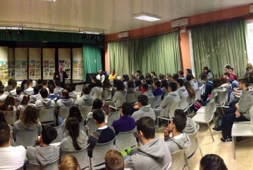 Gran acogida por los centros educativos del proyecto de la 'Tira Histórica'