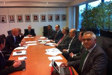 El Alcalde defiende en Bruselas el apoyo al municipalismo ultraperiférico