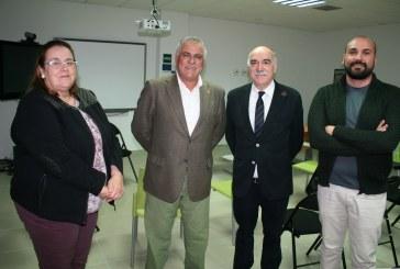 El vicerrector nacional rinde visita a la UNED comarcal de Granadilla de Abona