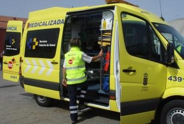 Un ciudadano fallecido tras ser atropellado en San Isidro