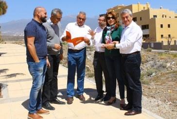 El Cabildo apoya la construcción de un Centro Sociosanitario para Mayores en El Médano