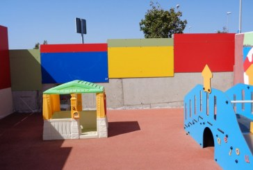 Obras de mejora en la Escuela Infantil 'Sanipeques'