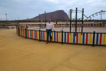 Nuevo espacio de esparcimiento de 22.000 metros cuadrados en La Tejita