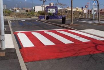 Mejoras de la seguridad vial en Los Cardones