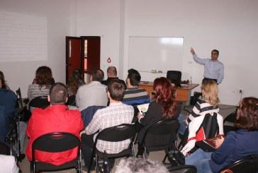 Presentación a los empresarios del 'Plan de Competitividad Turística'