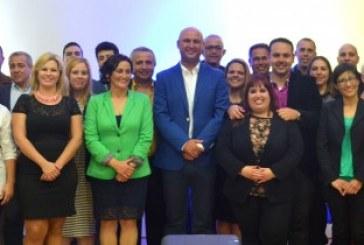 'Coalición Canaria' presentó sus candidat@s para las próximas elecciones municipales