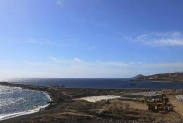 ¿Extracciones 'ilegales' de material para las obras del futuro Puerto de Granadilla?