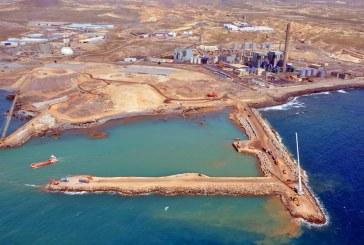 Infracciones medioambientales en las obras del futuro Puerto de Granadilla