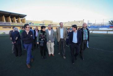 198.000 euros para la renovación del césped del campo de fútbol La Palmera