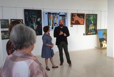 Apertura de una nueva sala de exposiciones en San Isidro