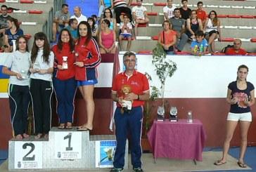 El 'Circuito Absoluto canario de bádminton 2015' disputó su última prueba en Granadilla