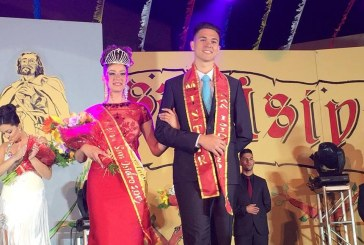 Paula Bethencourt y Daniel Mesa, 'Reina' y 'Míster' de las Fiestas de San Isidro Labrador