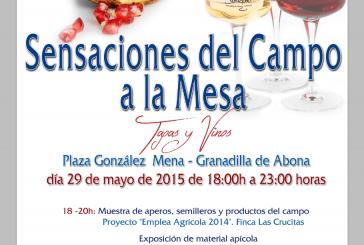 'Sensaciones del Campo a la Mesa' 2015