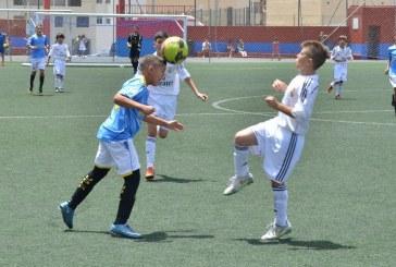 La gran fiesta del 'Fútbol 8 Alevín' en El Médano