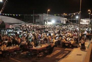 Gran éxito del 'Baile de Taifas' de las Fiestas Patronales