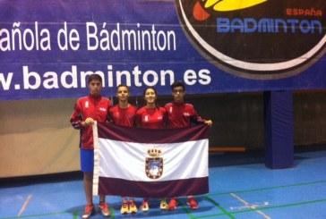 Seis granadiller@s en el Campeonato de España de Bádminton por selecciones autonómicas